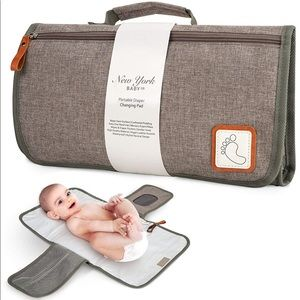 NWT Portable changing pad